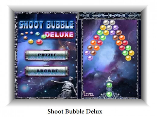 Shoot Bubble Deluxe: A Candy Crush Saga Alternative