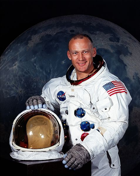 Buzz Aldrin, 2nd man on the Moon, graduated from MIT, the Number Five school on the ULinks Top 10 List worldwide.