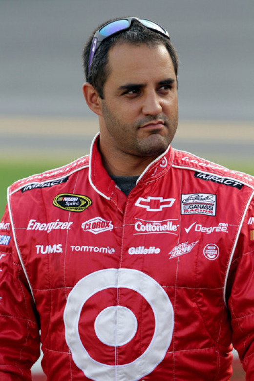 Montoya has spent his entire Sprint Cup career working for Chip Ganassi. It's unlikely it continues somewhere else.