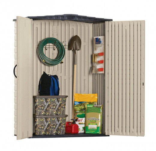 Sharty Small Roughneck Rubbermaid Storage Shed