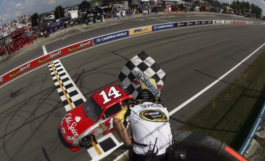 Tony Stewart won more races at Watkins Glen over the last 10 years than any other driver