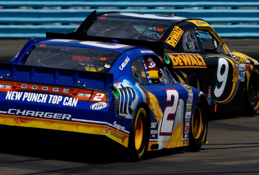 In only three races at Watkins Glen, Keselowski has led laps and finished well