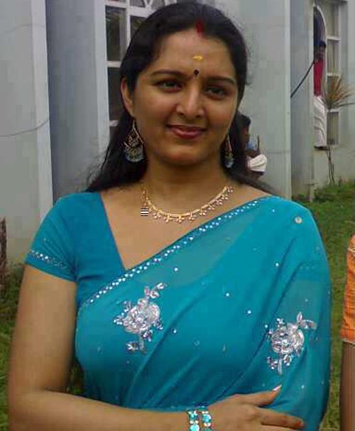 Manju Warrier in Traditional Dress