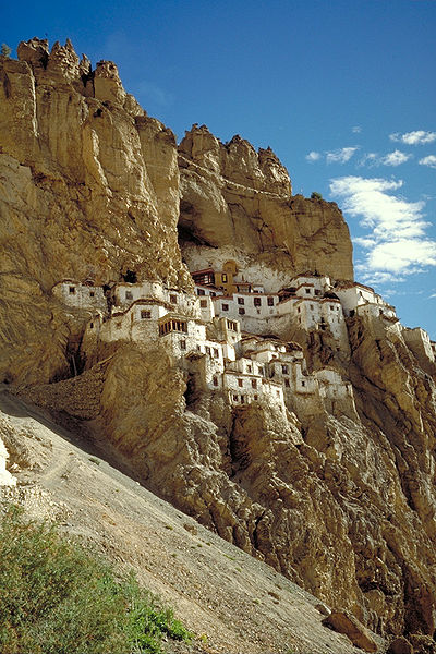 Phugthal monastery