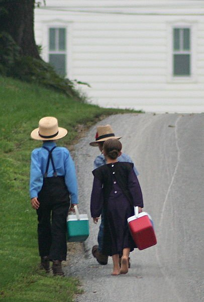 Breaking Amish on TLC is a guilty pleasure TV show.
