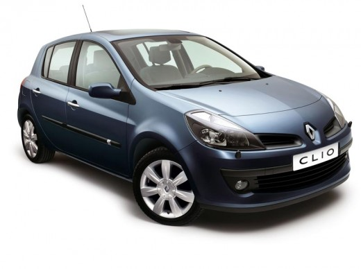 8. Renault Clio 1.5 dCi 67.30mpg, Ten Most Economical Cars