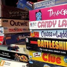 Could board games be a resemblance to how we play the real game of life?