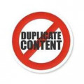 Why Syndicated Content is Duplicate Content When Article Marketing