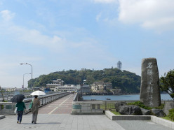 Enoshima: the picturesque island