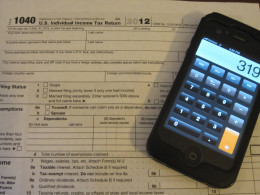 Form1040 U.S. Income Tax form and calculator