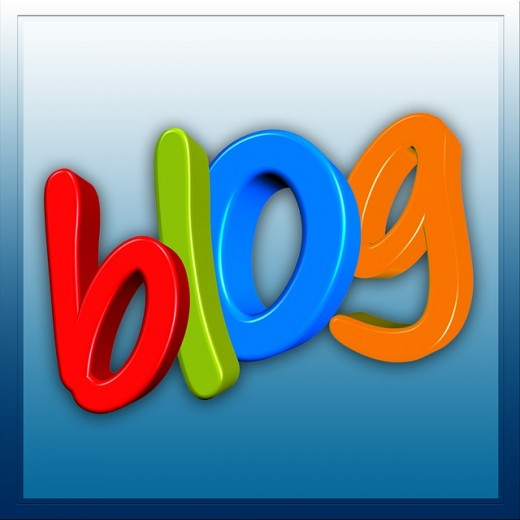 Blogging is a great reason to create an online identity.