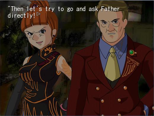Eva and Krauss Ushiromiya