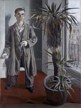 Freud, 'Interior at Paddington'