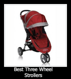 What are the Best Three Wheel Strollers