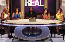 """Female Talk Show Hosts - """"The Real"""" TV Talk Show Host - 20013"""
