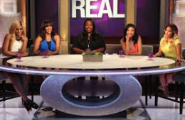 "Female Talk Show Hosts - ""The Real"" TV Talk Show Host - 20013"