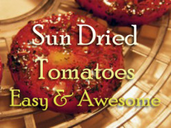 Fast and Easy DIY Sun-Dried Tomatoes