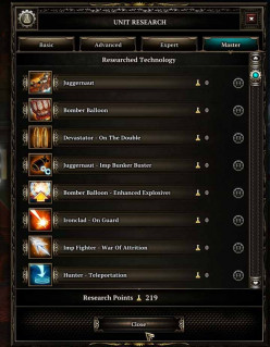 Divinity Dragon Commander Research Level Up Guide