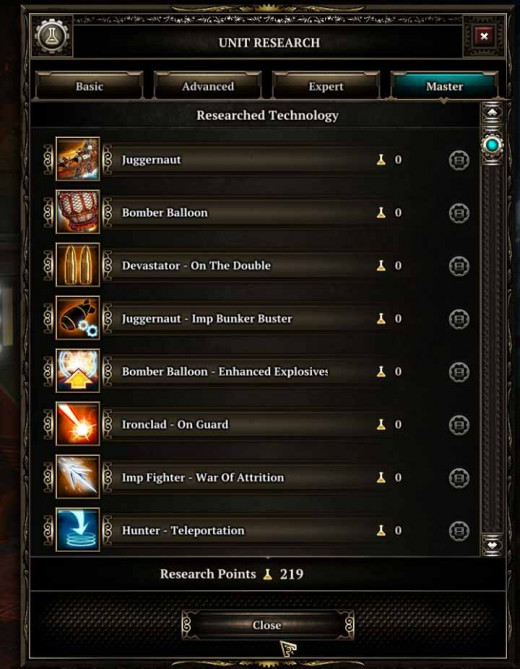 Divinity Dragon Commander Troop Unit Research Upgrade Guide