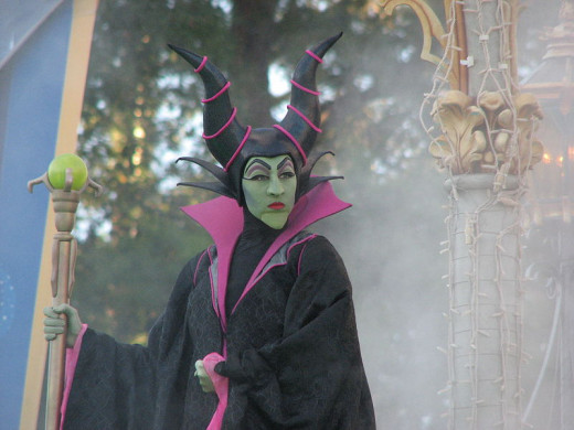 Be sure to catch Maleficent at the Unleash the Villains event at Hollywood Studios.