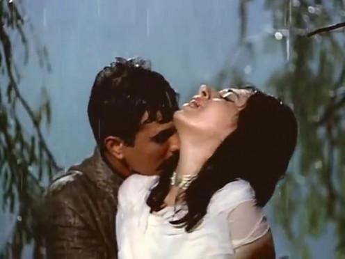 Super Star Rajesh Khanna & Babita