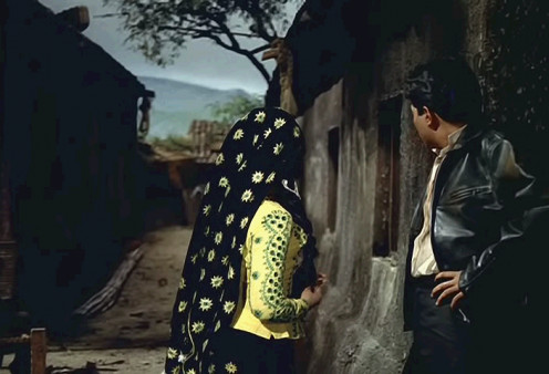 Laxmi Chhaya & Super Star Rajesh Khanna
