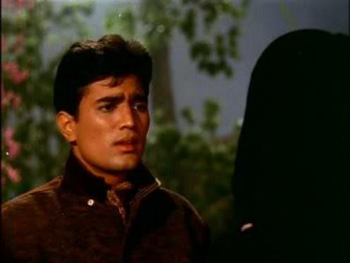 Babita & Super Star Rajesh Khanna