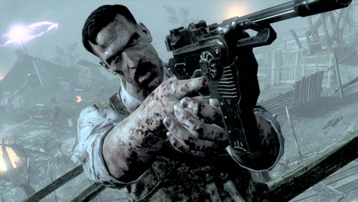 Richtofen means business.