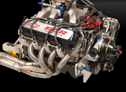 Ganassi Earnhardt Racing no longer uses their own engines