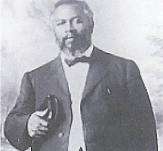 William Seymour, the man who began the Pentecostal movement in modern times