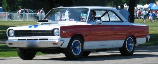 1969 AMC SC/Rambler A paint scheme