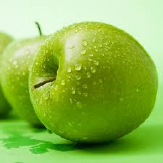 The saying is an apple a day keeps the Doctor away. Although apples are good for you as is all fruit in moderation they most definitely will not keep you from getting sick or having to see a Dr.