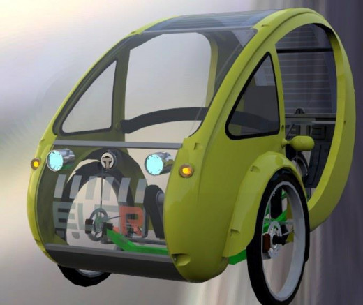 The benefits are many for both drivers and for the environment. The ELF vehicle is durable and lightweight.