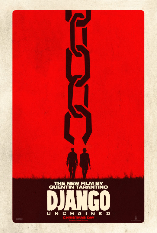 Django poster for the best Tarantino movie