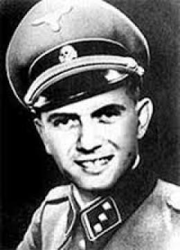 Josef Mangele