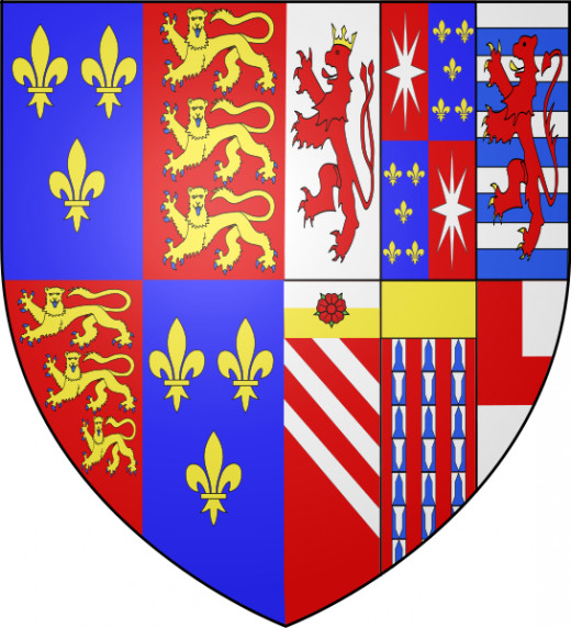 Elizabeth Woodville's Coat of Arms