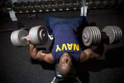 Gym Workout that makes muscles strong for men