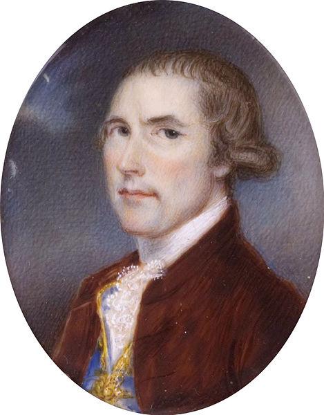 Captain John Macpherson