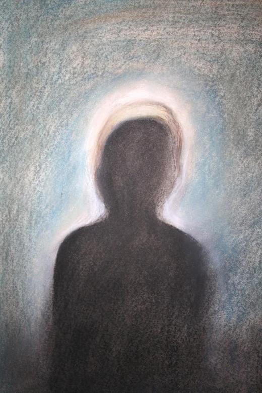 Poltergeist rendition as recalled by artist.