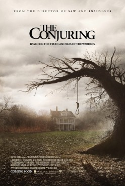 The Conjuring, FTW!