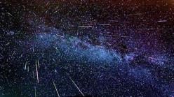 Perseid Meteor Shower Poem