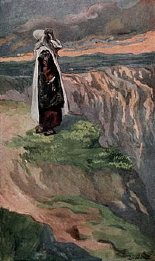 200px-Tissot_Moses_Sees_the_