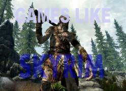 Best RPG Games Like Skyrim