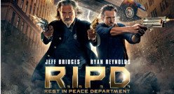 "Have you seen the new movie ""RIPD"" yet?"