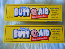 The Best Diaper Rash Ointment Ever!