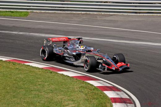 Montoya won seven F1 races, including the Grand Prix of Monaco