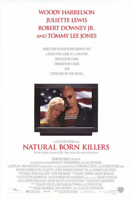 Natural Born Killers Posters
