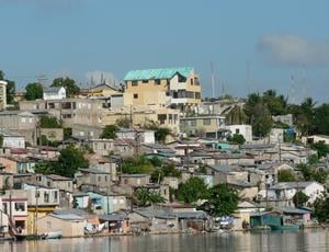 Where the typical Dominican lives on the island.