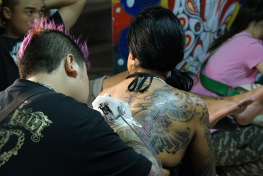 Getting your first tattoo can be scary... what do they REALLY feel like?