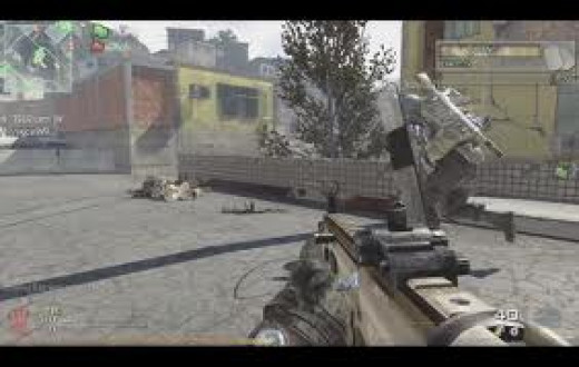 Call of Duty Modern Warfare 2 Game Play